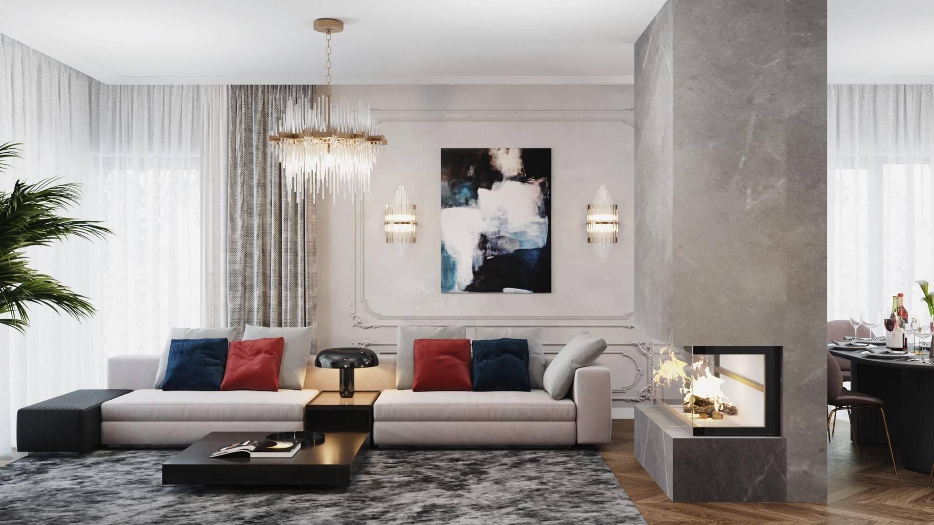 Interiérový dizajn – Rodinný dom Tahti