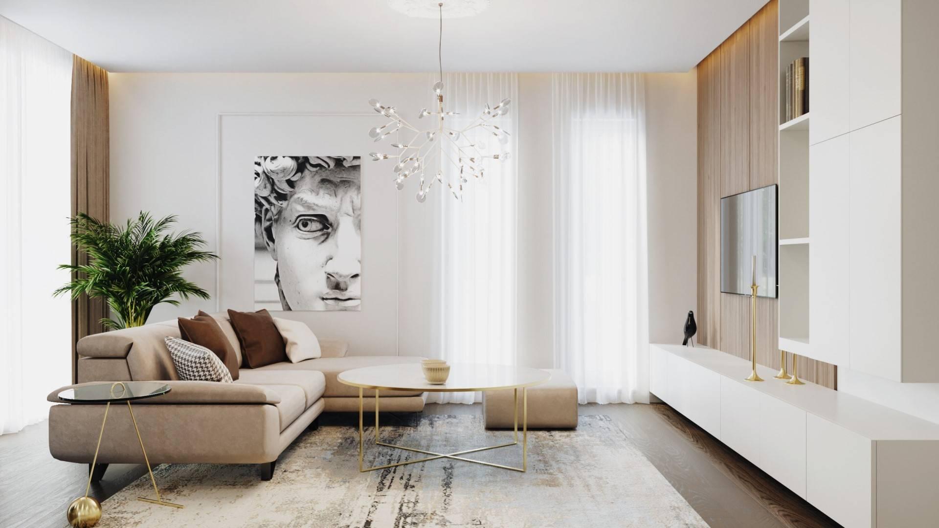 Interiérový dizajn – Rodinný dom Bystré
