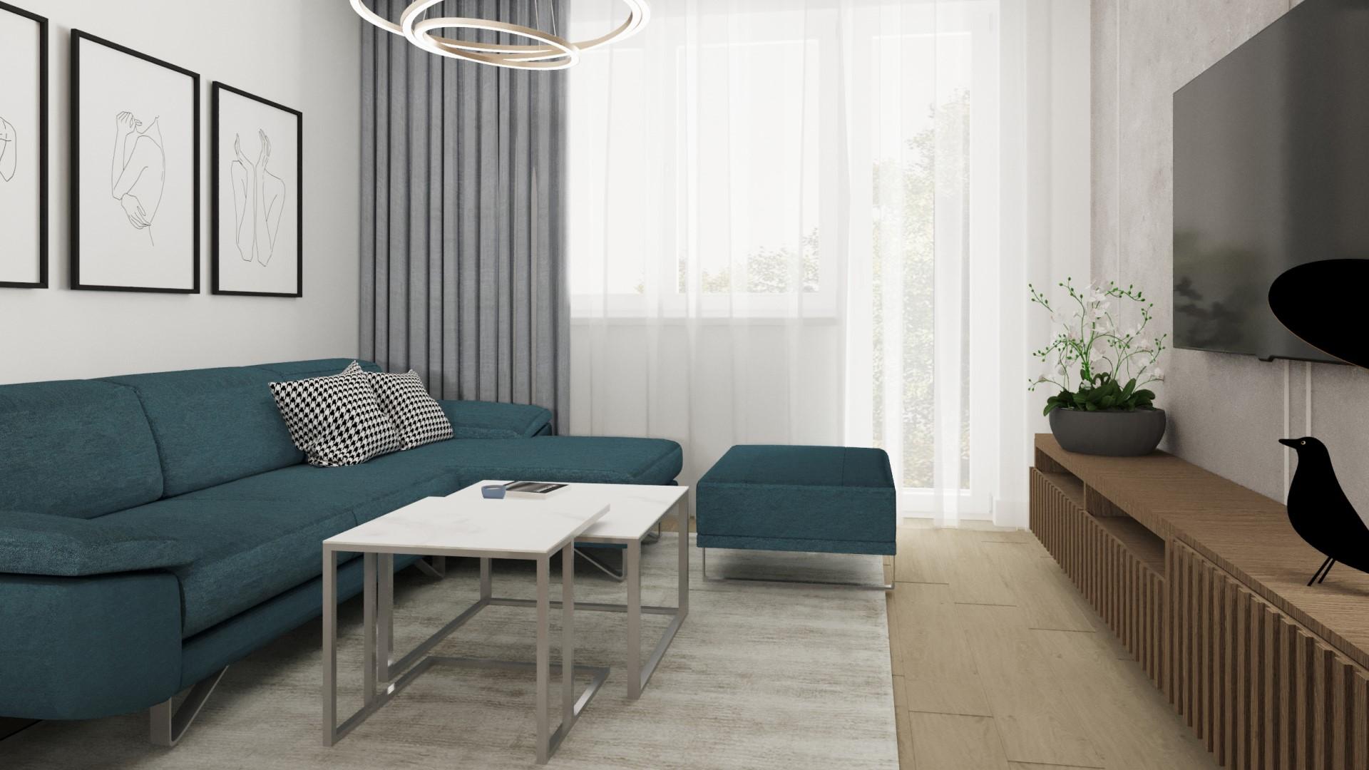 Rekonštrukcia 3-izbového bytu: Interiér v Pečovskej Novej Vsi
